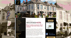 Preview of brookside-hotel.co.uk