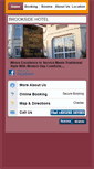 Mobile Preview of brookside-hotel.co.uk
